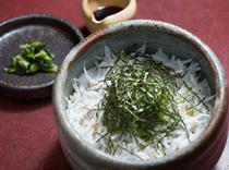 〆のご飯・麺
